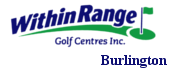 Within Range Golf Centres Burlington Logo