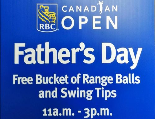 RBC Golf Day at Within Range Burlington