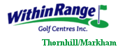 Within Range Golf Centres Thornhill Logo