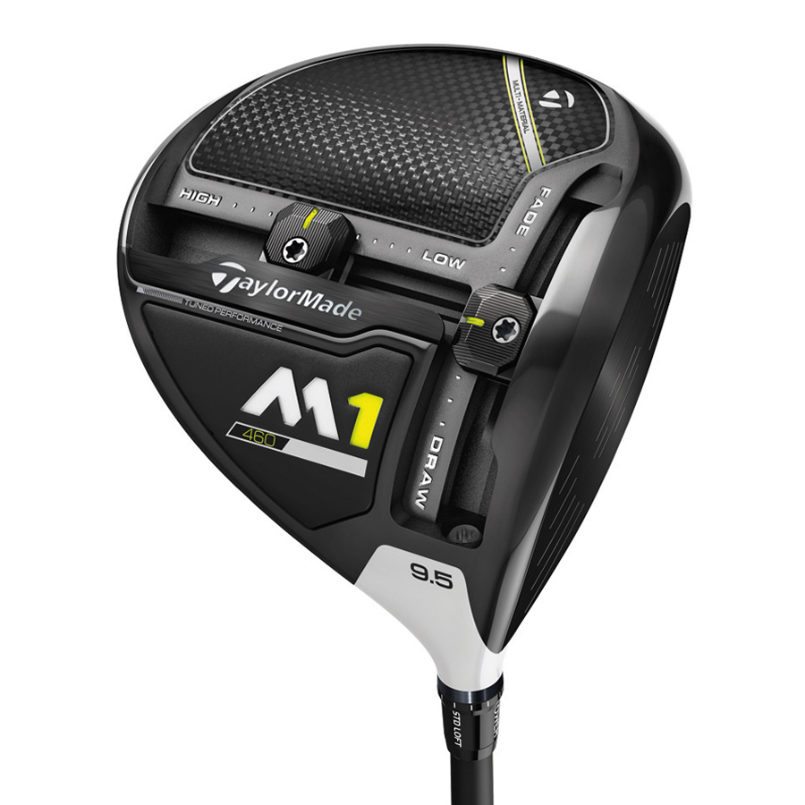 2017 Taylormade M1 Driver